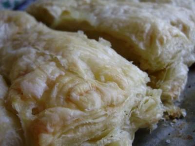 Слоеный пирог с рисом - P7135920.JPG