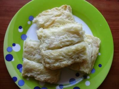 Слоеный пирог с рисом - P7135927.JPG