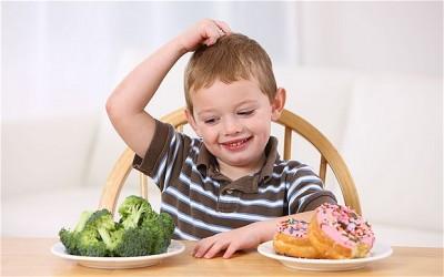 Как помочь малышу полюбить брокколи? Секреты прикорма - choice_children_veggies.jpg
