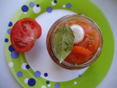 Закуска помидоры в желе  - P1016399.JPG