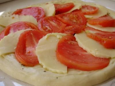 Пицца Маргарита : как вы готовите? - P1010243.JPG