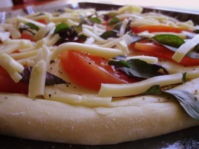 Пицца Маргарита : как вы готовите? - P1010252.JPG