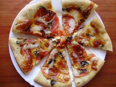 Пицца Маргарита : как вы готовите? - P1010268.JPG