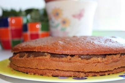Яблочный торт-пирог - IMG_0469.JPG