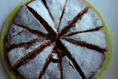 Яблочный торт-пирог - IMG_0481.JPG