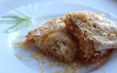 Запеканка из лаваша овощная по типу лазаньи - 01_zapekanka_s_lavashom.JPG