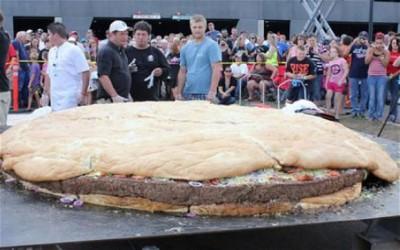 Черный медведь весом в тонну объявился в Миннесоте - 01_cheeseburger.jpg