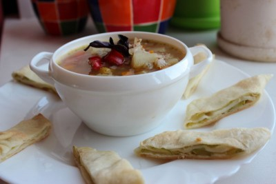 Овощной гречневый суп - IMG_2272.JPG