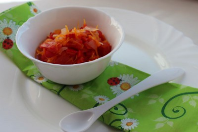 Закуска из перца и помидор - 01_лечо.JPG