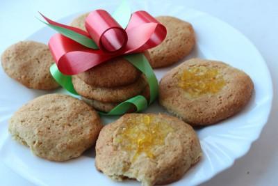 Овсяное печенье из кабачкового варенья - IMG_2897.JPG