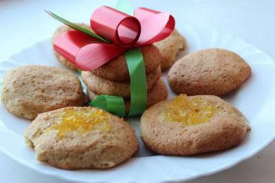 Овсяное печенье из кабачкового варенья - IMG_2894.JPG