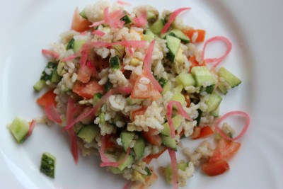 Салат с рисом и авокадо - IMG_3196.JPG