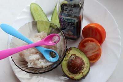 Салат с рисом и авокадо - IMG_3173.JPG