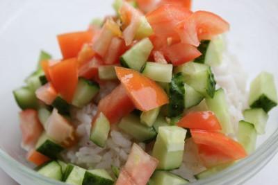 Салат с рисом и авокадо - IMG_3187.JPG