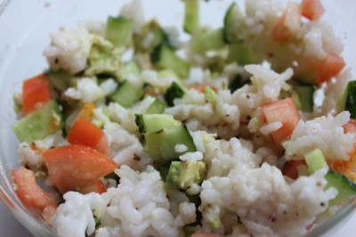 Салат с рисом и авокадо - IMG_3189.JPG