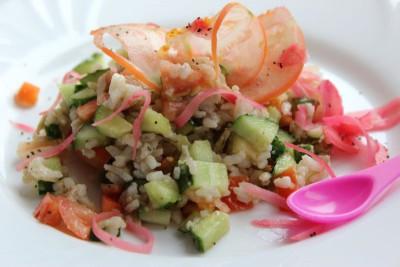 Салат с рисом и авокадо - IMG_3215.JPG