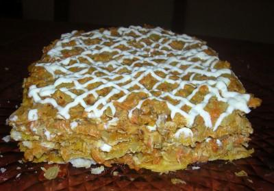 Слоеный пирог с рыбной консервой - 111DSCN0705.JPG
