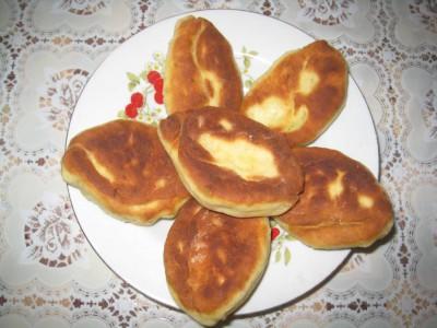 Жареные пирожки с картошкой и укропом - IMG_5342.JPG