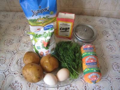 Жареные пирожки с картошкой и укропом - IMG_5322.JPG