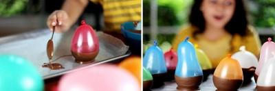 Шоколадные вазочки для десерта - 4.jpg