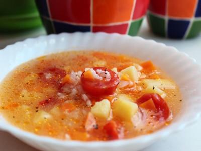 Рисовый суп с помидорами - IMG_6187.JPG