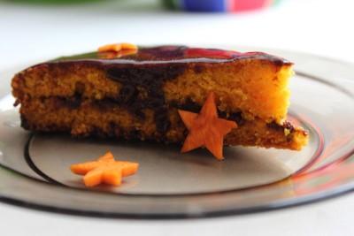 Тыквенный пирог с шоколадом - IMG_6729.JPG