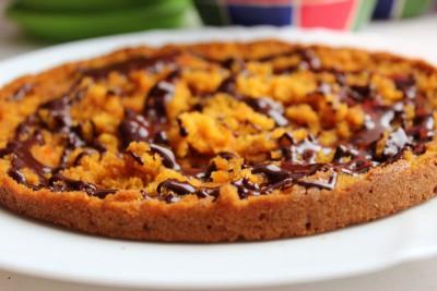 Тыквенный пирог с шоколадом - IMG_6790.JPG