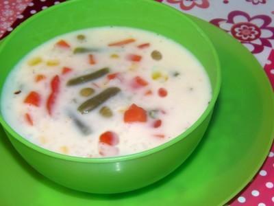 Сырный суп в мультиварке Panasonic - сырный супчик (2).JPG