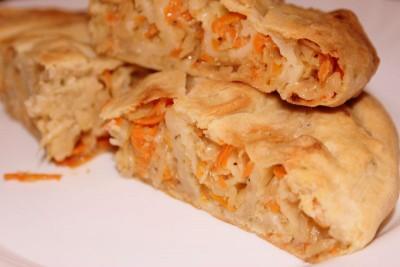 Блюда из капусты: вертуша из пресного теста с сельдереем - IMG_7304.JPG