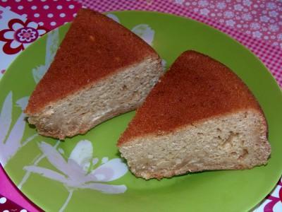 Лимонно-имбирный кекс - кекс.JPG