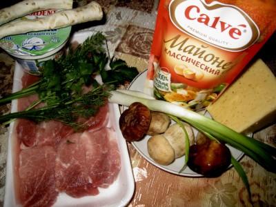 Мясная закуска с грибами «Неаполь» - IMG_5544.JPG