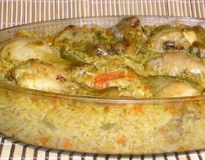 Ленивый рис с курицей - Ленивый рис с курицей.jpg
