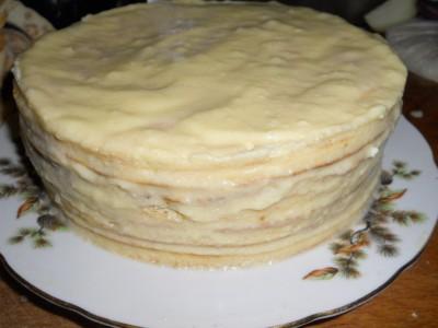 Новогодний тортик на сковороде - DSCN3338.JPG