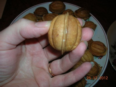 Орешки со сгущенкой, предсказывающие будущее - DSCN1042.JPG