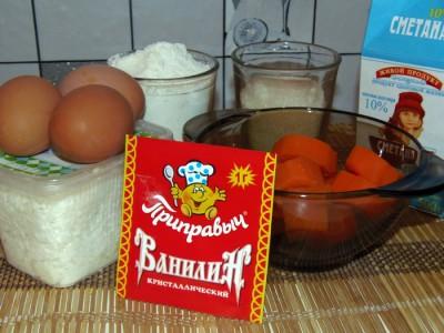 Морковное суфле - ингредиенты...JPG