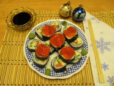 Конкурс 5 с денежными призами Новогоднее угощение  - 08_Rolly_s_semgoj_Futomaki.jpg