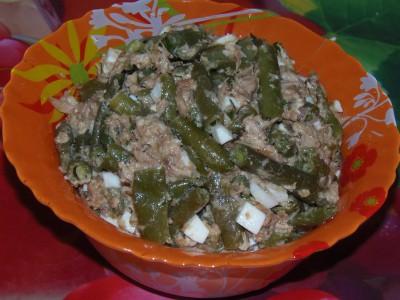 Салат с тунцом - Салат.JPG