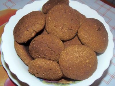 Овсяное печенье без сахара - 2.JPG