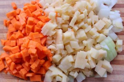 Овощной пирог на рассольном тесте - IMG_6681.JPG