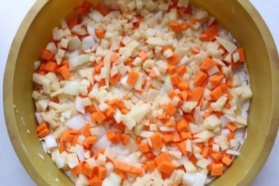 Овощной пирог на рассольном тесте - IMG_6686.JPG