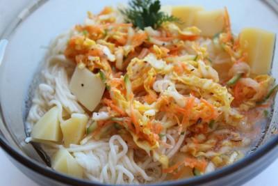 Вариант вегетарианского кукси с капустой - IMG_9219.JPG