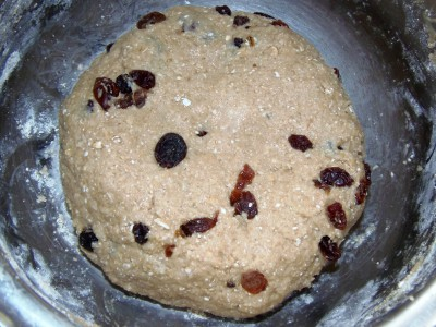 Печенье постное, рассольное - тесто.JPG