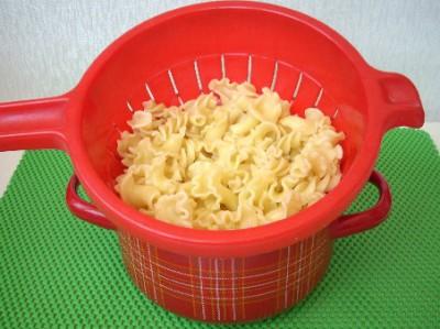 Макароны с креветками или праздник спагетти - DSCN4931.JPG
