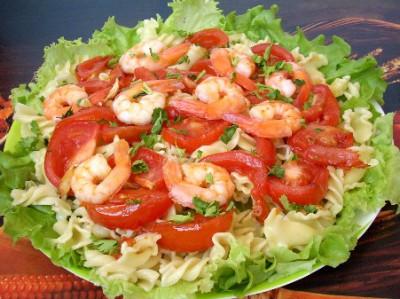 Макароны с креветками или праздник спагетти - DSCN4951.JPG