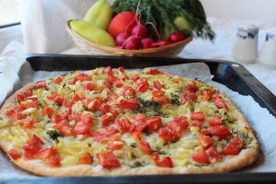 Пицца картофельная на тонкой основе из теста рассольного  - IMG_0951.JPG