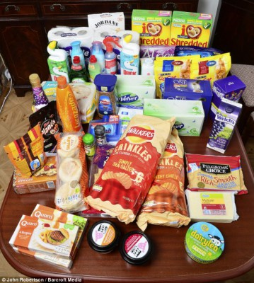 Джордан Кокс - гуру экономии или как купить продукты даром - article-2319150-19772B6C000005DC-641_634x707.jpg
