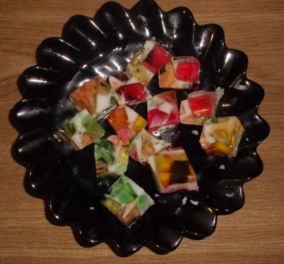 Желе разноцветные кубики  - podacha zhele.jpg