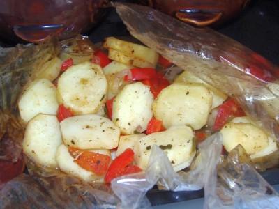 Горшочки: каши и всякая разность - овощи.JPG