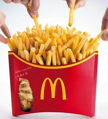 McMEGA картофель фри от McDonald s - article-2329817-19F6B3A2000005DC-900_634x700.jpg