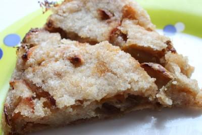 Постный пирог с яблоками - IMG_1746.JPG